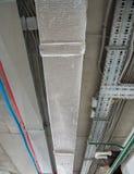 Связи потолка Стоковая Фотография RF