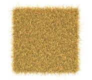 Связка сена изолированная на белой предпосылке Стоковые Изображения RF