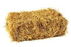 Связка сена Стоковые Фотографии RF