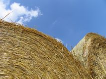 Связки сена Стоковые Изображения RF