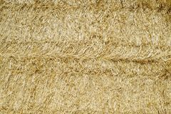 Связки соломы стоковое изображение rf