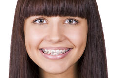 связывает счастливое предназначенное для подростков Стоковые Изображения RF