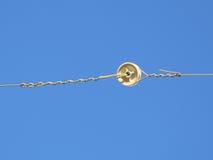 Связь кабеля Стоковое фото RF
