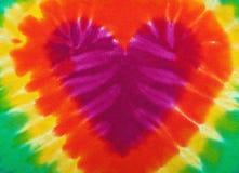 связь сердца краски Стоковые Фотографии RF