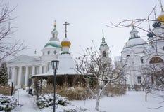 Святая весна St James Ростов в городе Ростов, Россия стоковое фото