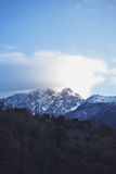 Святая гора, святое место для правоверных христиан o Стоковое фото RF