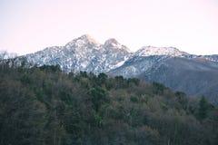 Святая гора, святое место для правоверных христиан o Стоковые Фото