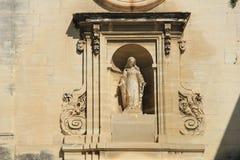 Святая девственница стоковое фото