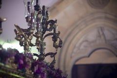 Святая неделя, Испания стоковое изображение
