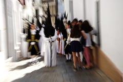 Святая неделя в Carmona 2 Стоковая Фотография