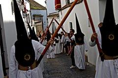 Святая неделя в Carmona 11 Стоковое Изображение