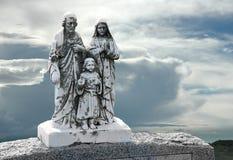 Святая семья Стоковое фото RF