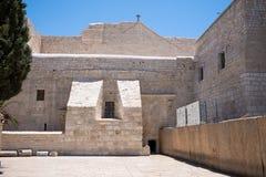 Святая церковь рождества, Вифлеем, Израиль стоковые изображения rf