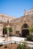 Святая церковь рождества, Вифлеем, Израиль стоковое фото
