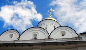 Святая церковь Transfiguration в Yaroslavl, России Наследие ЮНЕСКО Стоковая Фотография RF