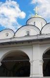 Святая церковь Transfiguration в Yaroslavl, России Наследие ЮНЕСКО Стоковое Изображение