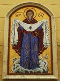святейшая икона стоковое фото