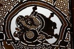 святейшая кожа вола обезьяны Стоковые Изображения RF