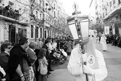 святейшая неделя Испании стоковая фотография rf