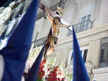 святейшая неделя Испании стоковое изображение