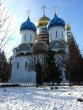 святейшая троица st sergius lavra Стоковые Изображения