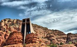 святейшее церков перекрестное Стоковые Изображения RF
