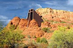 святейшее церков перекрестное Стоковое Фото