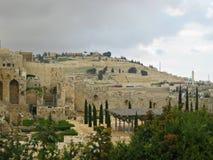 святейшие люди Израиля Иерусалима еврейские большая часть один люд устанавливают места священнейшие к голося стене Стоковые Изображения