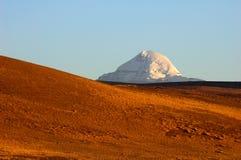святейший снежок Тибет гор Стоковое фото RF