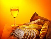 святейший ужин Стоковая Фотография RF