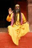 святейший человек старый Стоковая Фотография RF