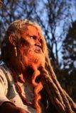 святейший человек nepalese Стоковые Фотографии RF