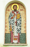 святейший st sava os иконы стоковые фото