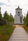 святилище зиг маяка Стоковые Изображения