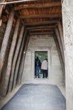 Святилище Болгарии Starosel Thracian Стоковые Изображения