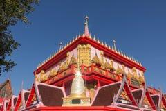 Святилище на Wat Thawi Kara Anan Стоковые Изображения
