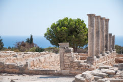 святилище руин hylates apollo Стоковое Фото