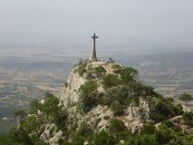 Святилище Сан-Сальвадора Стоковое Фото