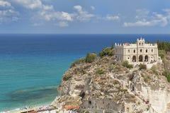 Святилище Святого maria tropea Стоковые Изображения