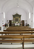 Святилище церков Стоковое Изображение
