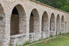 Святилище Macereto, Macerata Стоковое фото RF