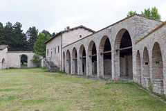 Святилище Macereto, Macerata Стоковые Изображения