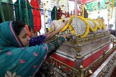 Святое Ashura празднует Дакку, Бангладеш Стоковое Изображение RF