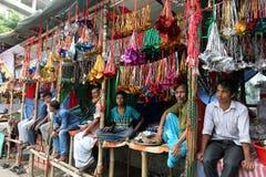 Святое Ashura празднует Дакку, Бангладеш Стоковое Изображение