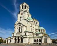 Святой Александр Nevsky стоковое фото rf