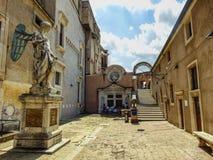 Святой Анджел Castel, Рим стоковое фото rf