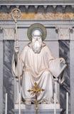 Святой Венедикт стоковые изображения