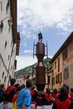 святой вентилятора antonio стоковая фотография rf