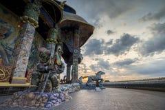 Святой висок святилища Стоковые Фотографии RF