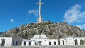 Святой каменный крест Стоковая Фотография RF